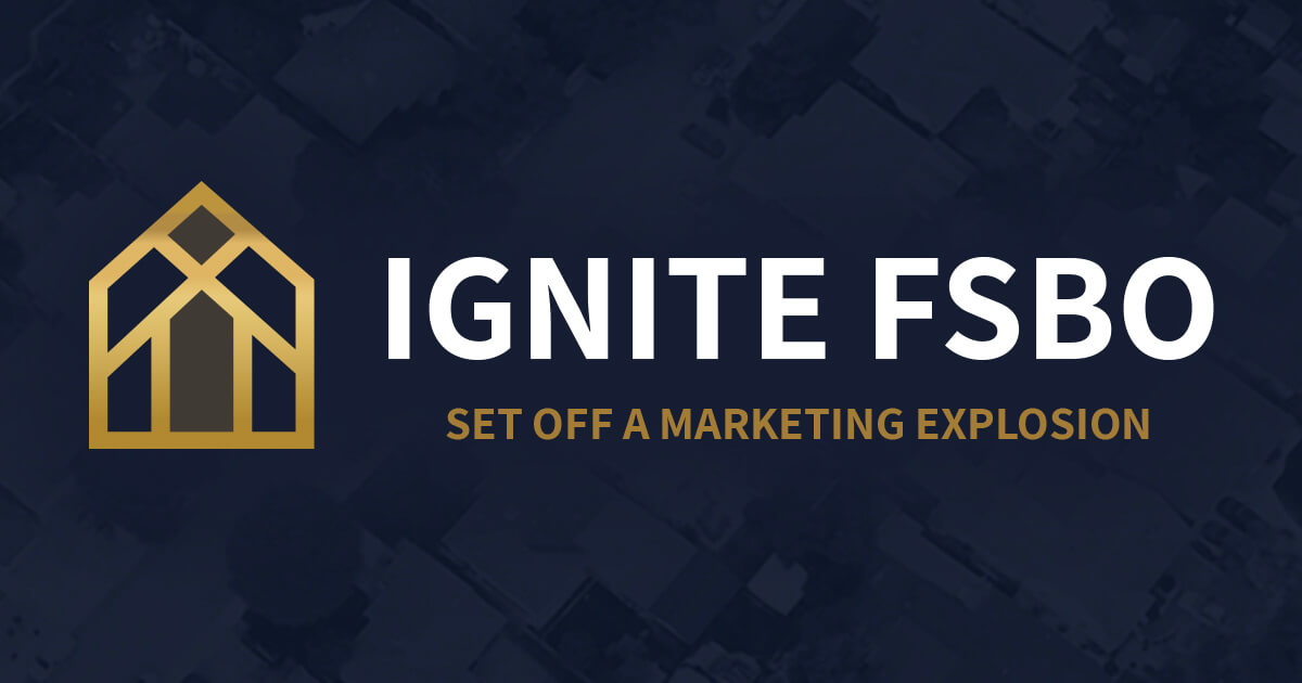 ignite fsbo  for sale by owner marketing
